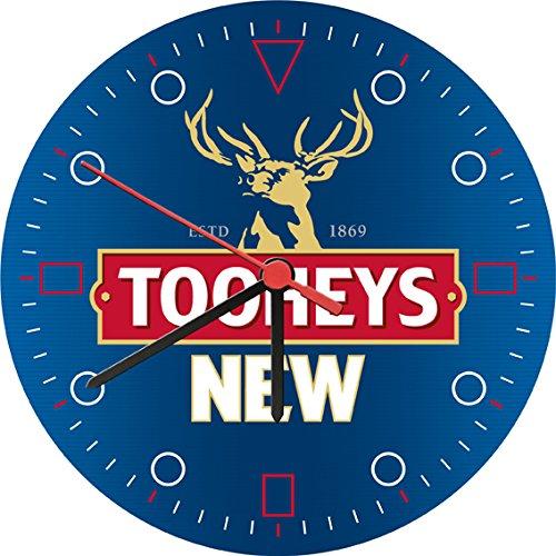 tooheys-new-beer-wall-clock