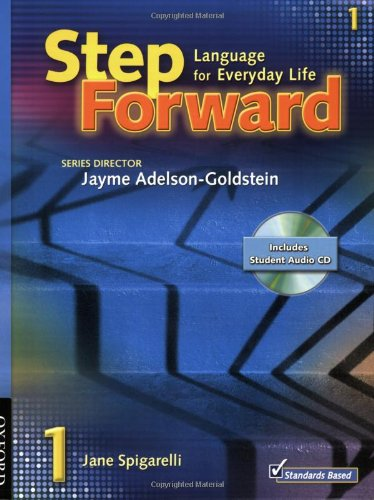 Step Forward 1 Student Book With Audio Cd (Step Forward (Oxford))