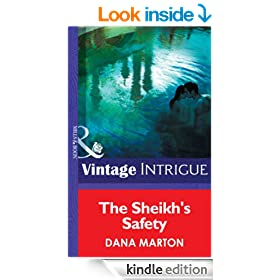 The Sheik's Safety (Mills & Boon Intrigue)