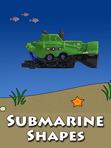 Submarine Shapes - Little Green Submarine