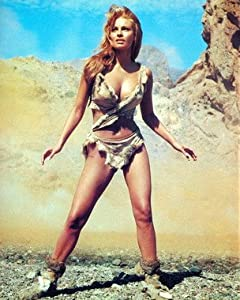 Raquel Welch stunning One Million Years BC 24x36 Poster Print
