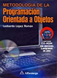 img - for Metodologia de la Programacion Orientada a Objetos (Spanish Edition) book / textbook / text book