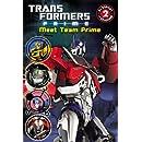 Transformers Prime: Meet Team Prime (Passport to Reading Level 2)