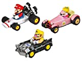 MARIO KART DS FRICTION PULL CAR SET