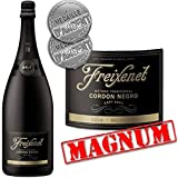 Freixenet Cordon Negro Spanish Cava Magnum Sparkling Wine Catalonia NV 150 cl