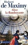 Alice la flamboyante par  de Maximy
