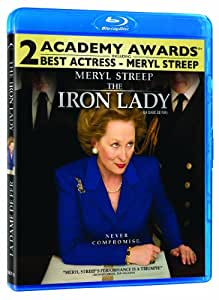 The Iron Lady [Blu-ray] (Bilingual)