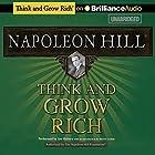 Think and Grow Rich Hörbuch von Napoleon Hill Gesprochen von: Joe Slattery