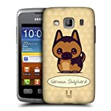 Head Case German Shepherd Wonder Dog Back Case For Samsung Galaxy Xcover S5690