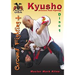 Kyusho Groundfighting +  - Disc 1