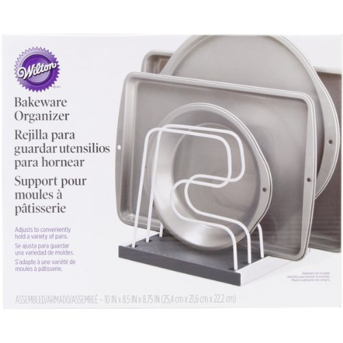 Wilton 2555-1084 Adjustable Bakeware Organizer