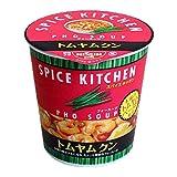日清食品 スパイスキッチン トムヤムクン フォースープ 1ケース(12食)