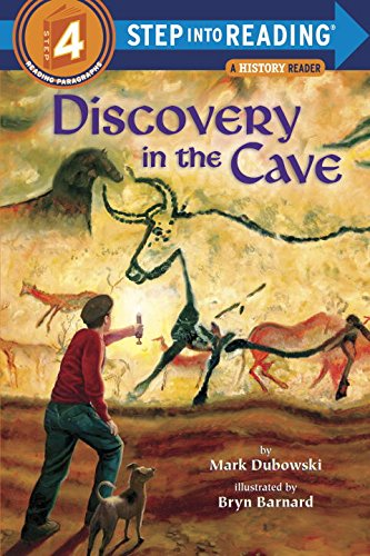 Discovery In The Cave (Step Into Reading - Level 4 - Quality)