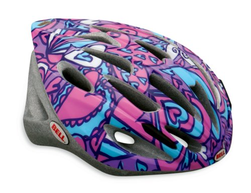 Buy Low Price Bell Trigger Youth Bike Helmet (202-16)