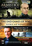The End Games of World War 1 Double DVD Collection Including The Last Day of WW1 with Michael Palin & Armistice - As seen on BBC1