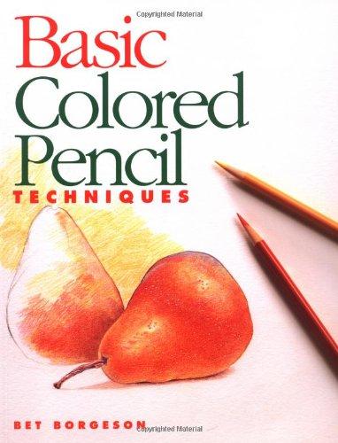 Basic Coloured Pencil Techniques