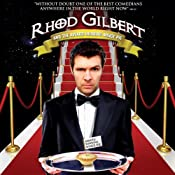 Rhod Gilbert and The Award Winning Mince Pie | [Rhod Gilbert]
