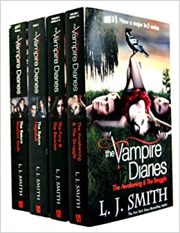 Books the vampire diaries pdf