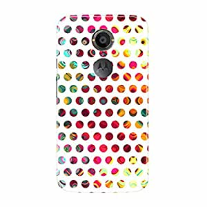 Fusion Gear Polka Dots Case for Motorola X (2nd Gen)