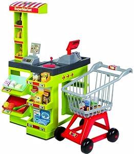 Smoby Supermarket Jeu de la marchande pour enfants: Cuisine