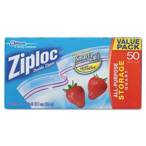 double-zipper-storage-bags-plastic-1qt-clear-50-box-by-ziploc