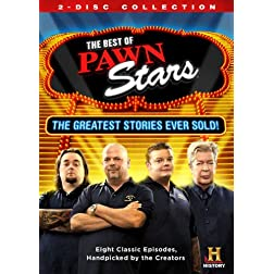 Best of Pawn Stars: Greatest Stories Ever Sold