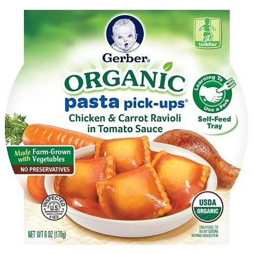 Gerber Baby Food Company front-447487
