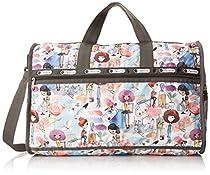 LeSportsac Large Weekender Bag, Art School, One Size
