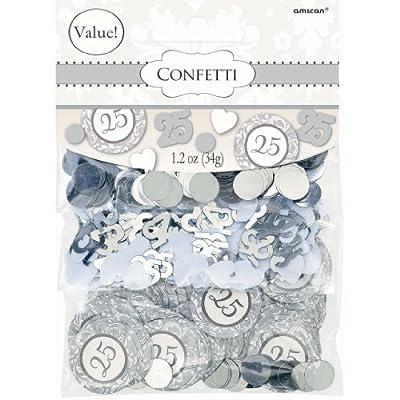 25th Anniversary Confetti