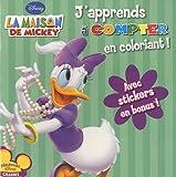 echange, troc Disney - J'apprends à compter en coloriant !