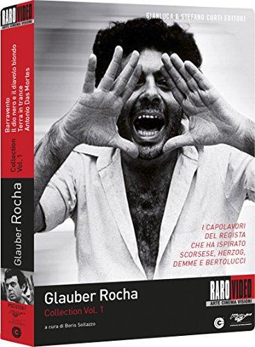 Collezione Glauber Rocha (4 DVD)