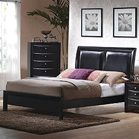 Briana Bedroom California King Bed Set by Coaster Furniture