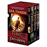 THE Lord of the Rings Box Set the Hobbit - The Return of the King - The Two Towers - The Fellowship of the Ring [Box Set]