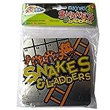 Juegos de Viaje Magn�tico en una Lata - Serpientes y Escaleras