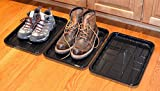 6-PACK of Utility Trays for Boot, Pet, Garden, Shoe 15.7