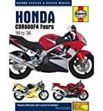 Matthew Coombs Honda CBR600F4 Service and Repair Manual 1999 to 2006  By Coombs, Matthew ( AUTHOR) Jun-06-2007