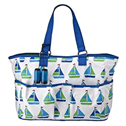 Sailboat Tote