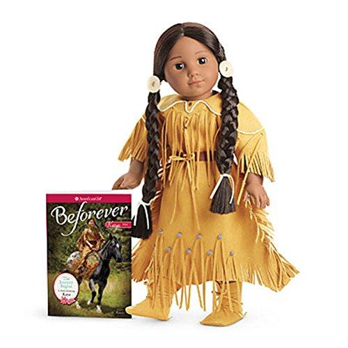 American Girl - Beforever Kaya - Kaya Doll & Paperback Book