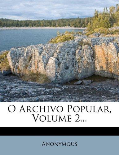 O Archivo Popular, Volume 2...