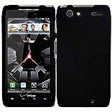 Black Hard Case Cover for Motorola Droid Razr XT912