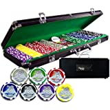 "Original Sharks Club Poker Set 500 pro (SD 201)von ""forHeads-network"""