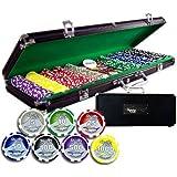 """Original Sharks Club Poker Set 500 pro (SD 201)von """"Unbekannt"""""""