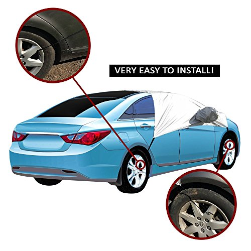 Windshield Cover For Car Protection From Sun And Snow Top Quality Material For Automobile