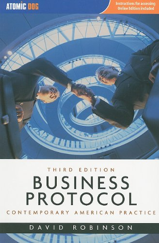 Business Protocol: Contemporary American Practice (with...
