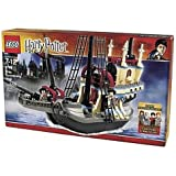 LEGO Harry Potter The Durmstrang Ship with 4 Bonus Mini Figures (4768), 566 Pieces
