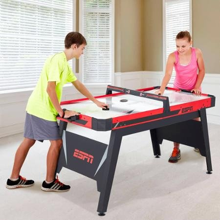 For Sale! ESPN, 60 Air- Powered Hockey Table and Great Recreational Activity for All Ages