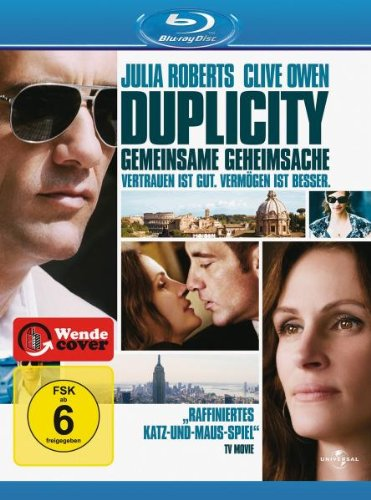 Duplicity - Gemeinsame Geheimsache [Blu-ray]