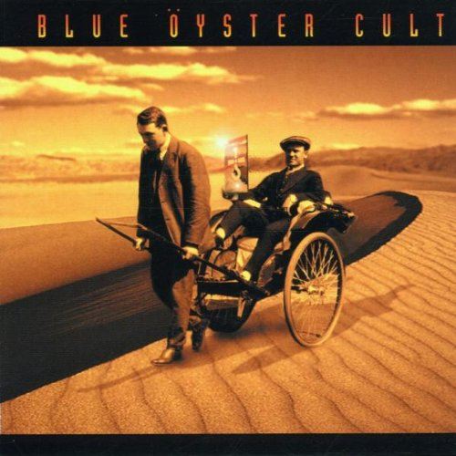 Original album cover of Curse Of The Hidden Mirror by Blue Oyster Cult