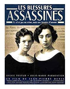 Les Blessures assassines [Import belge]