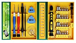 Tablet Computer Laptop Computer and Smartphone Repair Tool Kit
